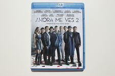 AHORA ME VES 2 ( NOW YOU SEE ME 2 ) - BLU RAY