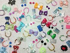 Littlest Pet Shop 4 PC Clothes LPS ACCESSORIES Random Necklace Bow Phone Earring