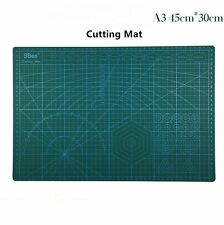 A3 Cutting Mat  PVC Self Healing Craft Quilting Grid Lines Printed Board AU Ship