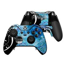 Xbox One Elite Controller Skin Kit - Peacock Sky by Juleez - DecalGirl Decal