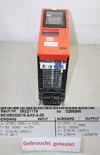 SEW Movidrive MDX60A00155A3400 Convertidor de frecuencia MDX60A0015-5A3-4-00