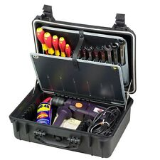 Outdoor-Case Werkzeug Lehrlings Schutz Koffer Kiste Lager Tool box, 61444-1