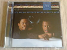 HERBIE HANCOCK & WAYNE SHORTER - 1+1 -  CD