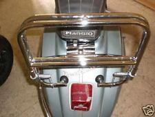 Vespa 50 V50 N S L R Special PV ET3 Cuppini Gepäckträger hinten Chrom Neu