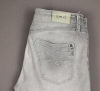 Replay Femme Rockxanne Slim Jeans Extensible Taille W31 L32 ALZ1072