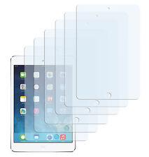 6 x Schutzfolie iPad Mini 1 / 2 / 3 Klar Folie Crystal Clear Displayschutzfolie