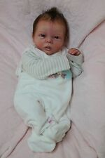 Soft vinyl reborn doll KIT Sculpt Lelou by Evelina Wosnjuk - Nicky Creation