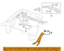 Chevrolet GM OEM 05-13 Corvette ROOF-Winshield Pillar Trim Right 22790983