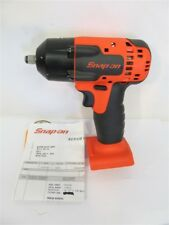 """Snap-On Tools CT8810AO, 3/8"""", 18 Volt Cordless Impact Wrench - Mfr. Refurbished"""