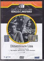 Dvd Sceneggiati RaiI **DIMENTICARE LISA** con Ugo Pagliai M.Tolo completa 1976