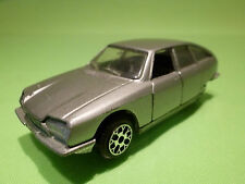 POLISTIL E30 CITROEN GS - 1:43 - GREY METALLIC - RARE SELTEN - GOOD CONDITION