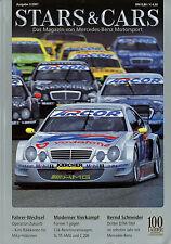 Stars & Cars Mercedes Motorsport 3/01 2001 Bernd Schneider Juan Manuel Fangio