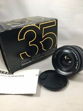 [NMint] Contax Carl Zeiss Distagon T* 35mm F2.8 In Box