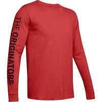 Under Armour Men's Long Sleeve Shirt MK-1 Sport Tee T-Shirt Herren 1306431-001