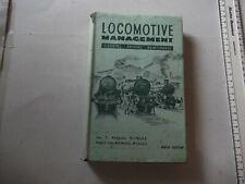 More details for locomotive management - cleaning driving maintenance - pub.1947 - 512 pp - h/b