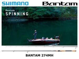 Shimano 20 Bantam spinning 274MH spinning rod ship from Japan