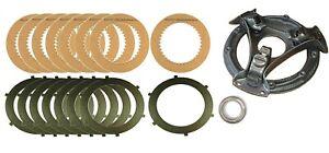 John Deere AT11853 MC, 40C, 420, 440, 1010 Crawler Steering Clutch Plate & Disc
