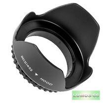 Gegenlichtblende 52mm Objektiv Sonnenblende passend zu Nikon AF-S 35mm 1:1.8G