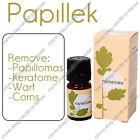 NEW Papillek remove papillomas keratome wart corns
