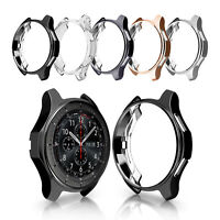 For Samsung Gear S3 Frontier/Galaxy 46mm Watch Bumper Protective Skin Case Cover