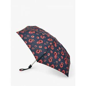 Fulton Tiny-2 Umbrella - Poppy Breeze - BNWT