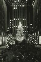 Rockefeller Center at Christmas New York City Photo Art Print Poster 12x18 inch