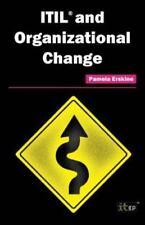 Itil and Organizational Change (Paperback or Softback)
