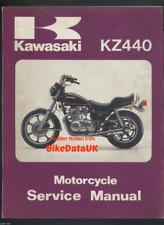 Genuine Kawasaki Z440 Twin 1980-on Factory Shop Manual Book LTD KZ Z 440 A B C D