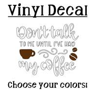 "Tumbler Mug Hair Stylist 3/"" Vinyl Decal Sticker for Coffee Cup Car"