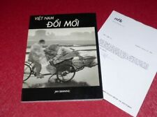 [PHOTOGRAPHIE] JAMES A.FOX (Ag.MAGNUM) Jan BANNING Vietnam EO 1993+Lettre signée