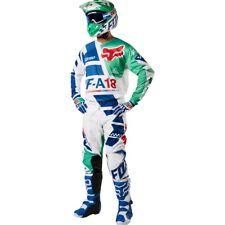 Taglia XXL-36 Completo Maglia Pantalone Fox 180 Mx Sayak Verde 2018 Cross Enduro