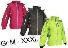 Markenlose Winter-Damenjacken & -mäntel mit Reißverschluss