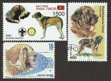Spanish Mastiff * Int'l Dog Postage Stamp Art Collection * Great Gift Idea *