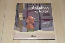 BD Histoires d'hiver - dédicace de Zviane et Giard / EO