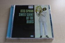 OTIS SPANN - SWEET GIANT OF THE BLUES (CD ALBUM)