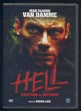 HELL - Jean Claude Van Damme - DVD come nuovo 575