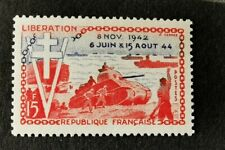 TIMBRES FRANCE  N°983 NEUFS ** LUXE MNH 1954 LIBÉRATION COTE 3E