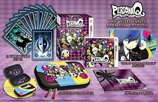 NEW Persona Q: Shadow of the Labyrinth The Wild Cards Premium Edition 3DS