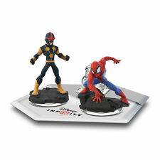 Disney INFINITY Marvel Super Heroes Guardians Of The Galaxy 2.0 SPIDER-MPlay Set