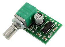 Placa De Amplificador Digital PAM8403 5V 2 X 3 W clase D Interruptor Potenciómetro Chip 67A