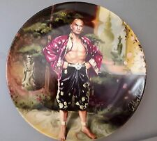 """A Puzzlement� Collector's Plate from The King and I"