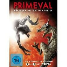 PRIMEVAL-DIE RÜCKKEHR.... (STAFFEL 1-3) 6 DVD NEU