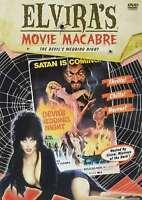 New: Elvira's Movie Macabre - The Devil's Wedding Night DVD [V10]