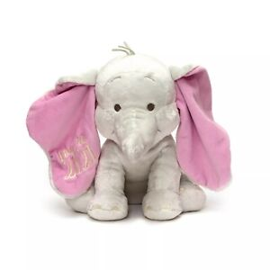 Disney Dumbo Elephant Born In 2021 Baby Soft Plush Toy Doll 25 x 22cm