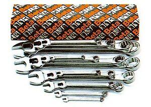Beta art 42/S17 serie 17 chiavi combinate da 6 a 22 mm chiave combinata