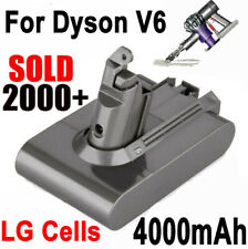 4000mAh Battery for Dyson Absolute V6 DC58 DC59 DC61 DC62 D72 DC74 BC683