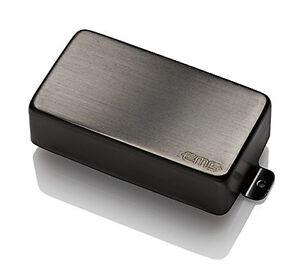 EMG 81 Active Humbucker - brushed black chrome