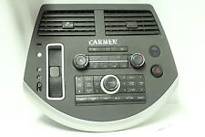 07 08 09 Nissan Quest Radio Manual A/C Dash Bezel Black Trim Dash Garnish
