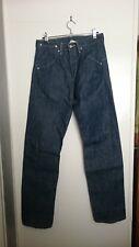 "Mens Levi Type 1 00001 0835 Engineered Twisted Jeans W28"" L32"" BX7 Indigo Blue"