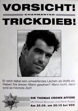 PIERCE BROSNAN - 2003 - Plakat - VOX - Die Thomas Chown Affäre - Poster